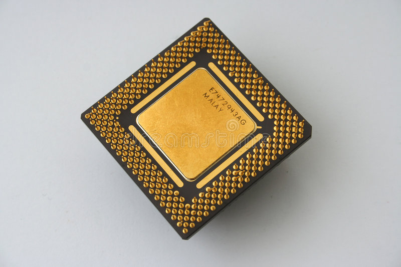 Download Microprocessor stock photo. Image of microprocessor, macro - 207202