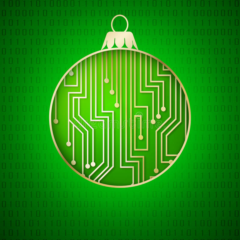 Free Microprocessor Circuitry. Royalty Free Stock Image - 35547486