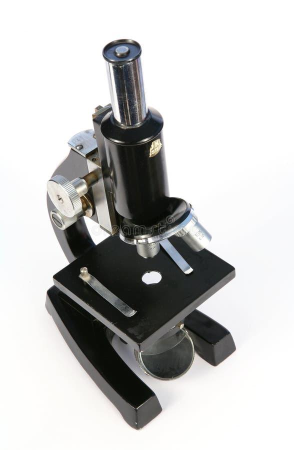 Microscópio 3 fotografia de stock