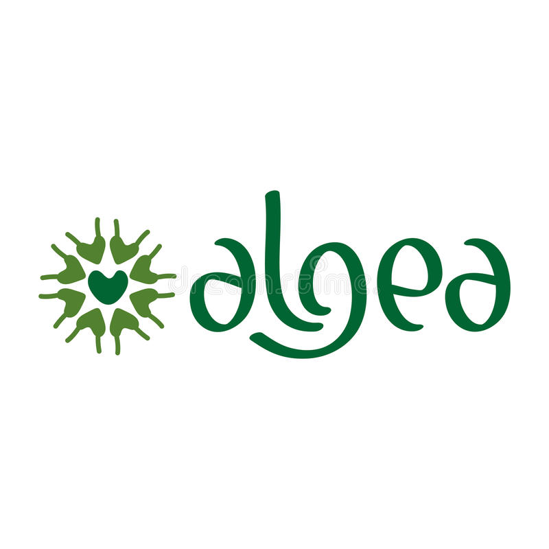 Download Microscobic Algea Icon And Logo Design Stock Illustration - Image: 83704670