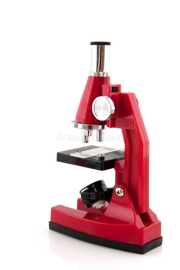 Microscope royalty free stock photography