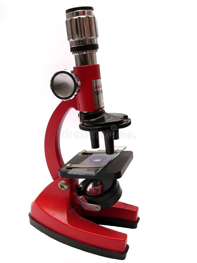 Download Microscopio fotografia stock. Immagine di obiettivo, vista - 350206