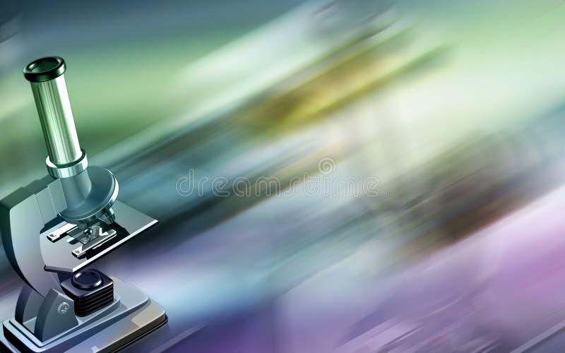 Microscopio libre illustration