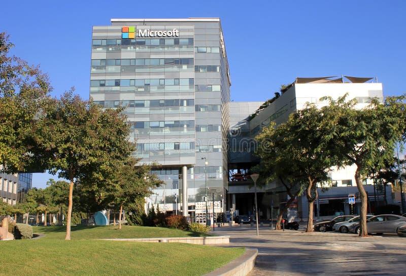 Microsoft Office, Herzliya, Israele immagine stock
