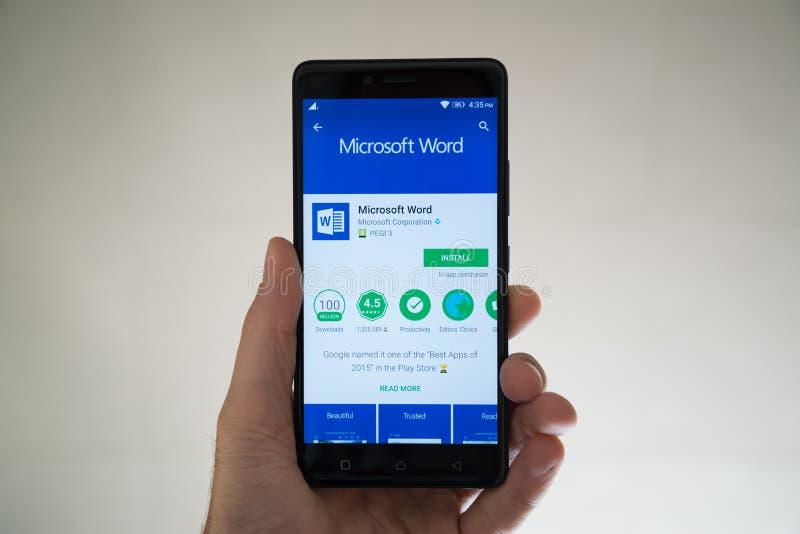 Microsoft Office słowo obrazy royalty free