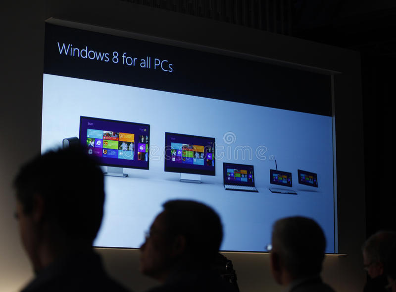 Download Microsoft Previews Window 8 Editorial Photography - Image: 19739967