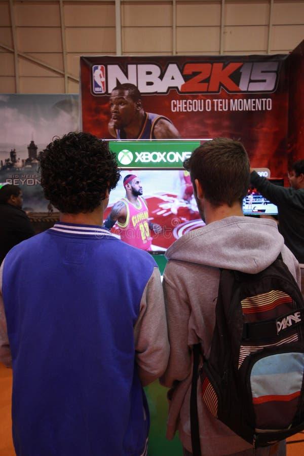 Microsoft Xbox  royalty-vrije stock fotografie