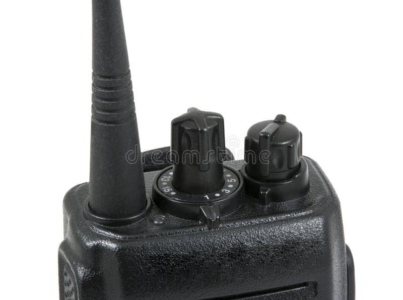 Microteléfonos de la frecuencia ultraelevada imagen de archivo libre de regalías