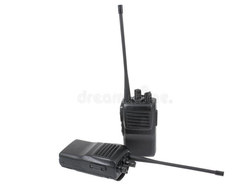 Microtelefoni di frequenza ultraelevata fotografie stock libere da diritti