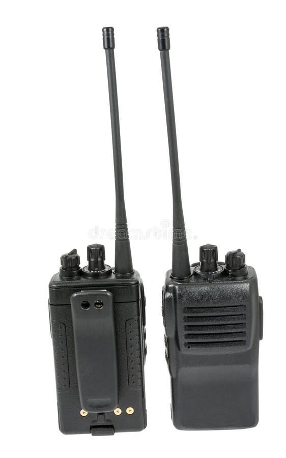 Microtelefoni di frequenza ultraelevata fotografia stock libera da diritti