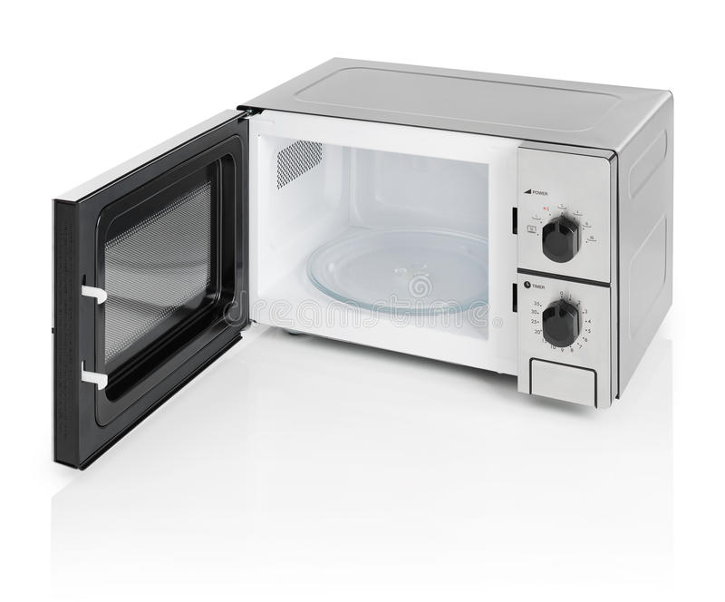 Microwave oven royalty free stock photography