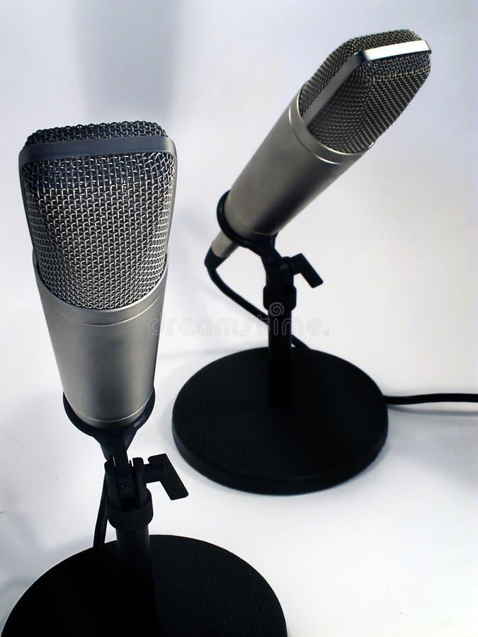 mics工作室 库存图片