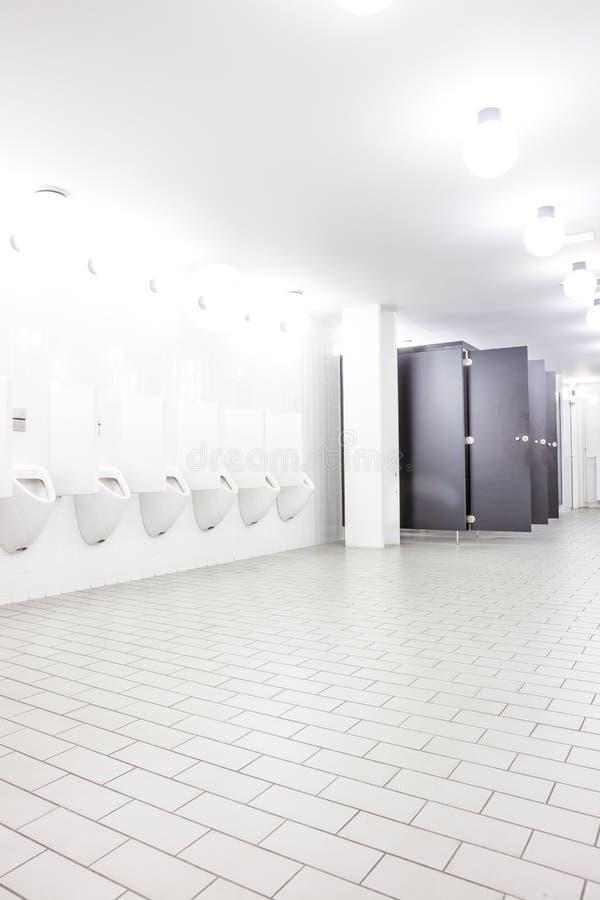 Mictório e toalete fotos de stock royalty free