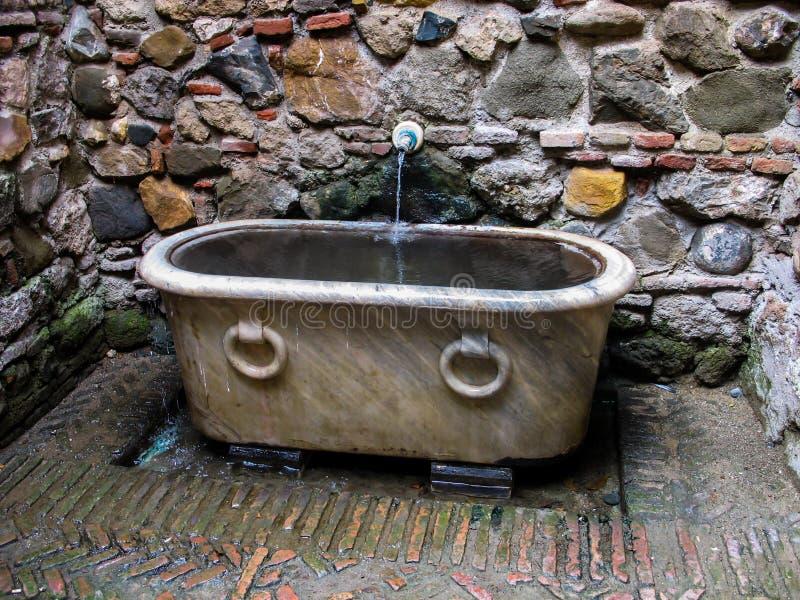 Download Mid century bathing vessel stock photo. Image of alhambra - 26110008