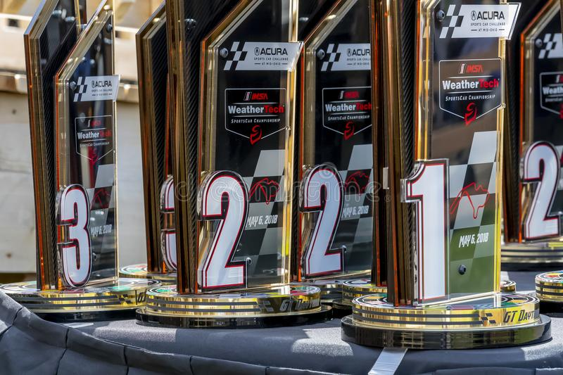 Download IMSA: May 06 Acura Sports Car Challenge Editorial Stock Image    Image Of News
