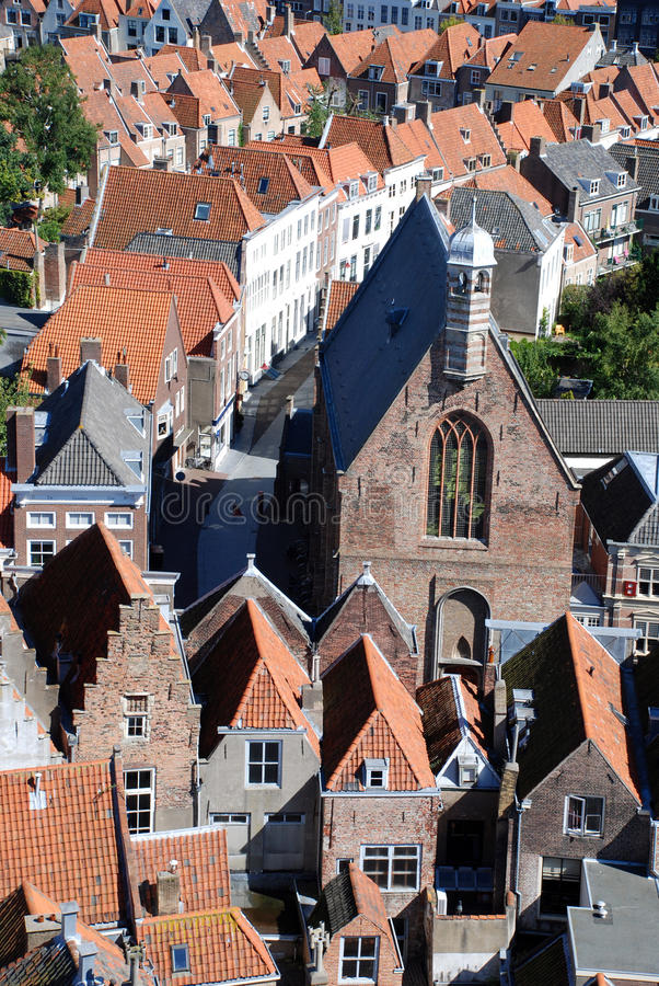 Middelburg foto de stock royalty free
