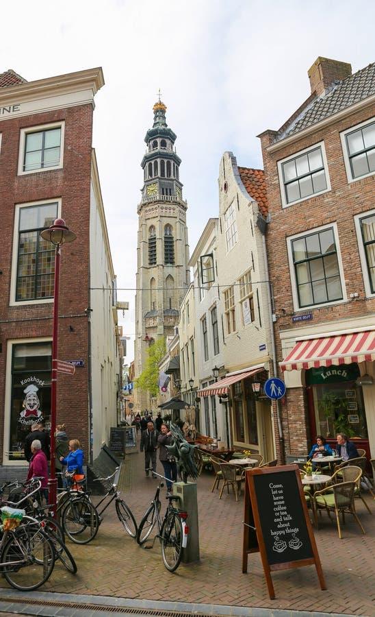 Middelburg στοκ φωτογραφίες με δικαίωμα ελεύθερης χρήσης