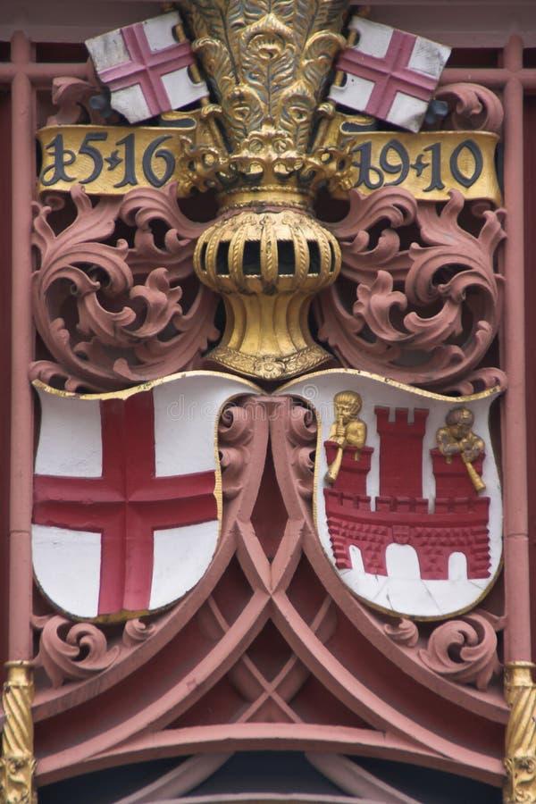 Middeleeuwen royalty-vrije stock fotografie
