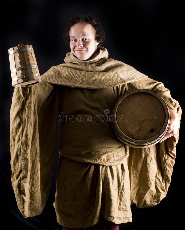 Middeleeuws stock afbeelding