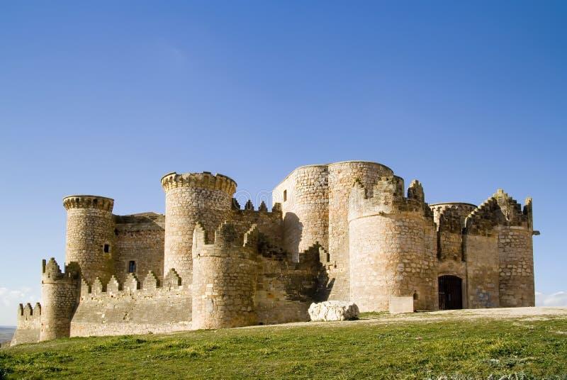 Middeleeuws Paleis stock afbeeldingen