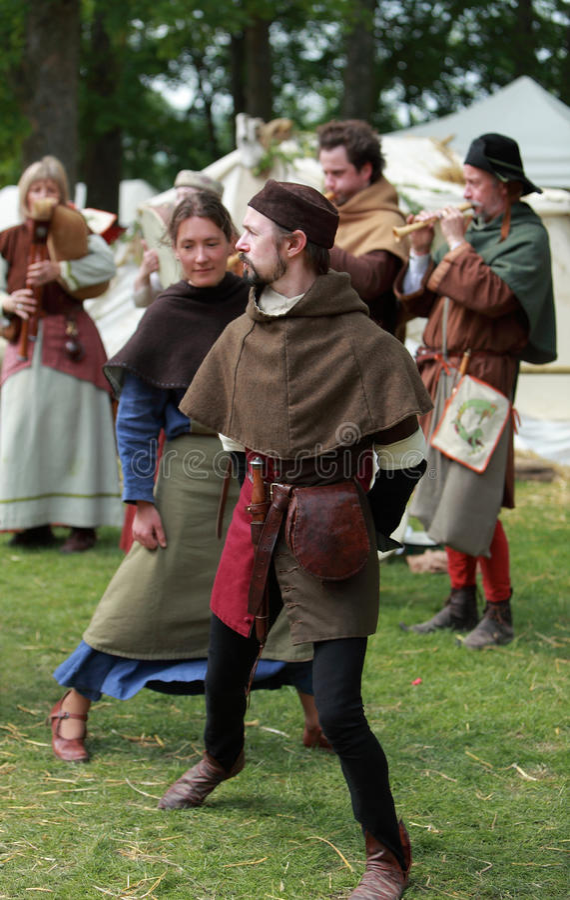 Middeleeuwse dans