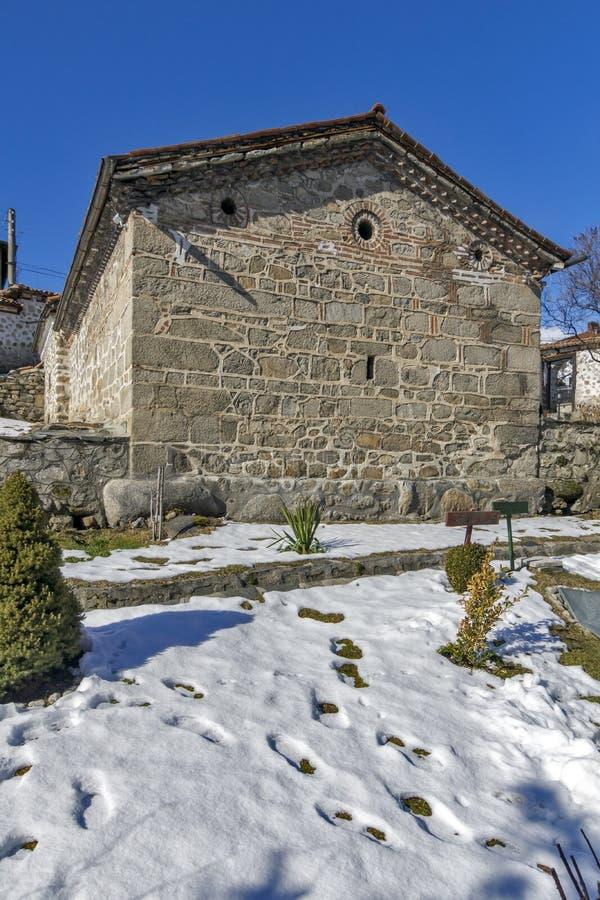 Middeleeuwse kerk van St Theodore Tyron en St Theodore Stratelates royalty-vrije stock foto