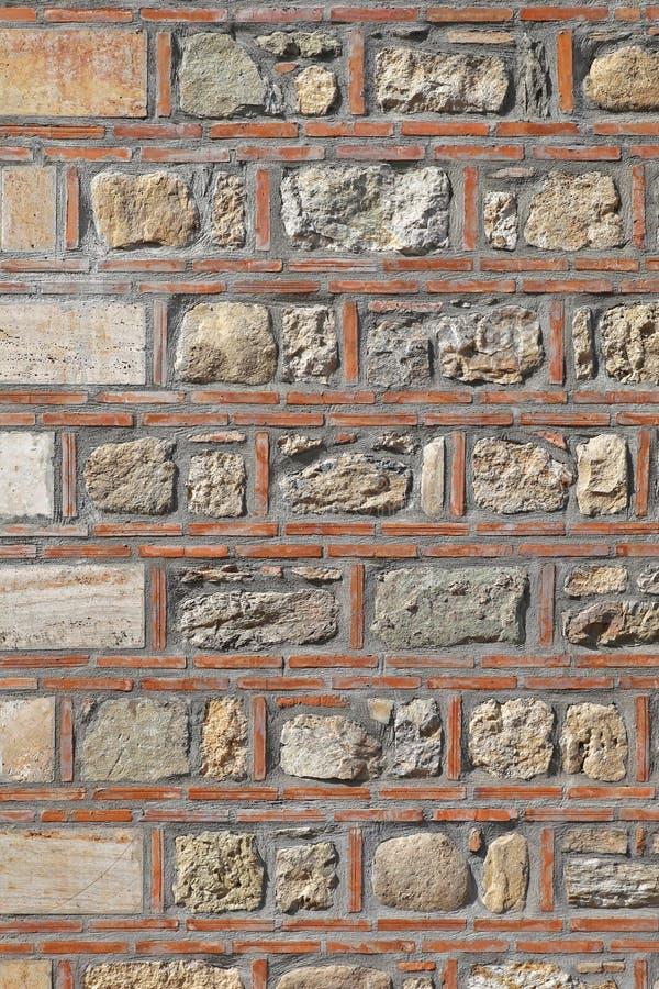 Middeleeuwse muur royalty-vrije stock afbeeldingen