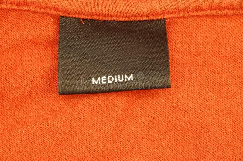 Middelgroot (l) grootteoverhemd 2 stock foto's