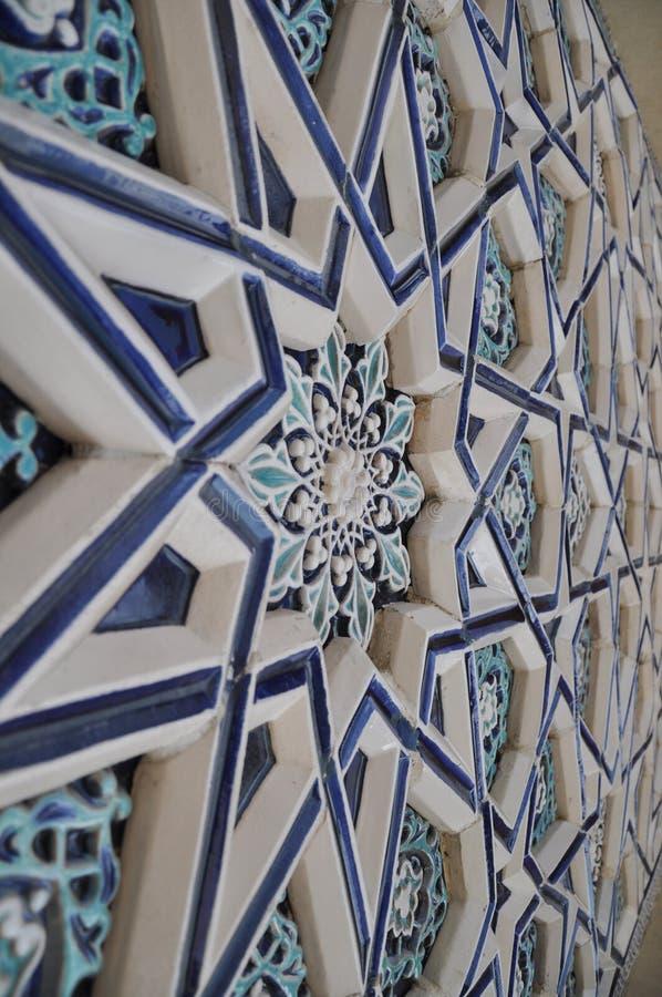 Midden-Oostenornament royalty-vrije stock afbeeldingen