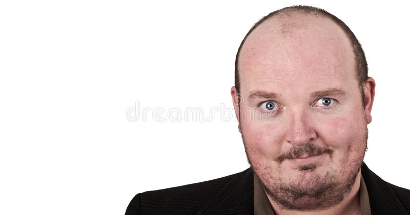 Download Middle Age Man With Expression On His Face Stock Photo - Image: 18524288