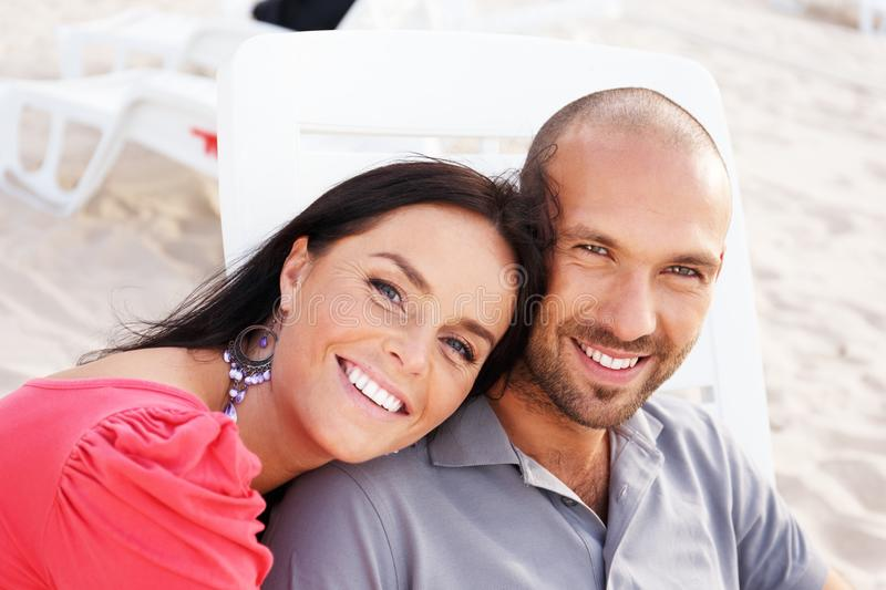 Download Middle-aged Couple Stock Image - Image: 34645091