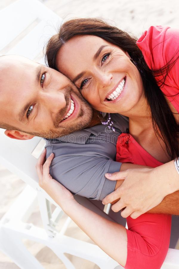 Download Middle-aged Couple Outdoors Royalty Free Stock Image - Image: 36548836