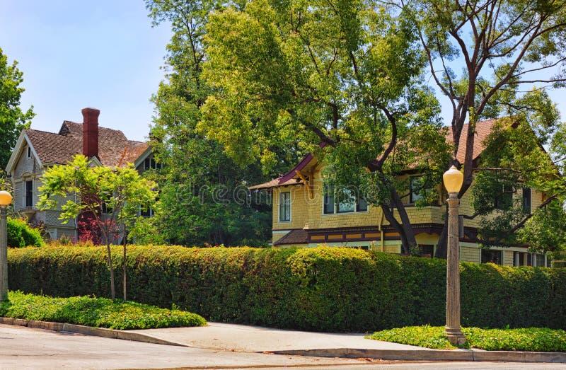 Download Middle-class Neighborhood stock image. Image of house - 25580355