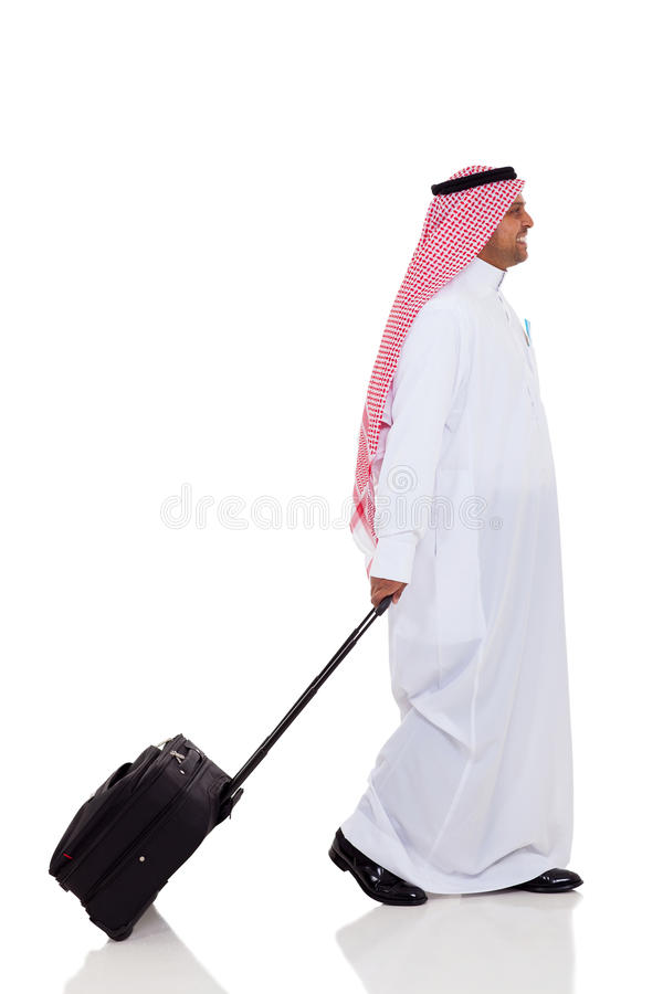 Free Middle Eastern Business Traveler Stock Photos - 31003763