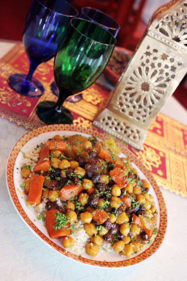 Middle Eastern food royalty free stock photography