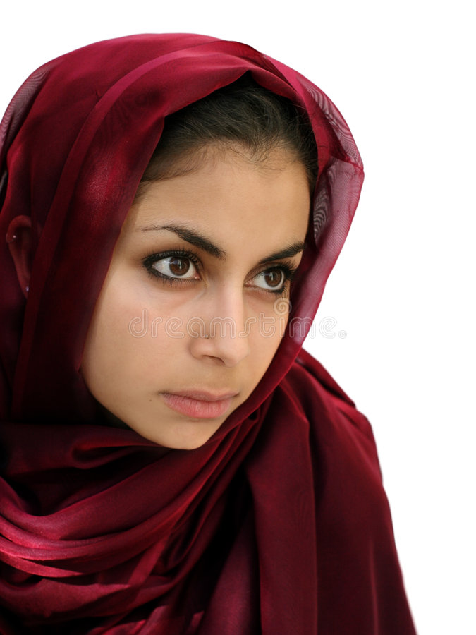 Free Middle Eastern Girl Stock Images - 334574