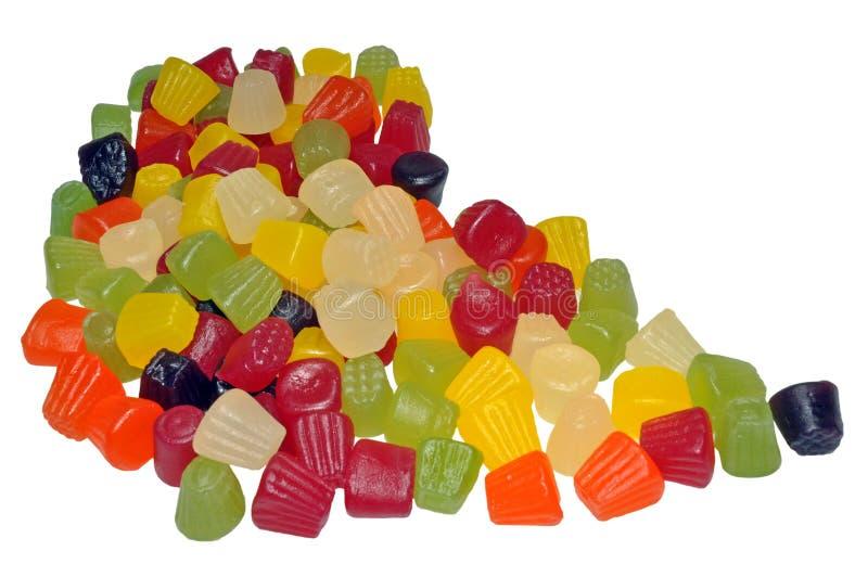 Midget Gem Sweets stock photos