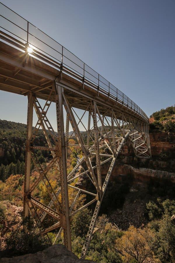 Midgley Bridge, Sedona, Arizona, USA royalty free stock photography