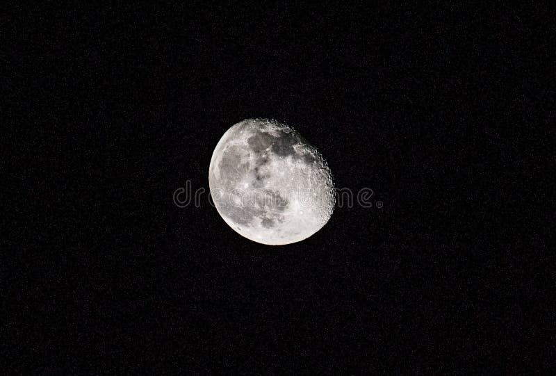midnatt arkivbild