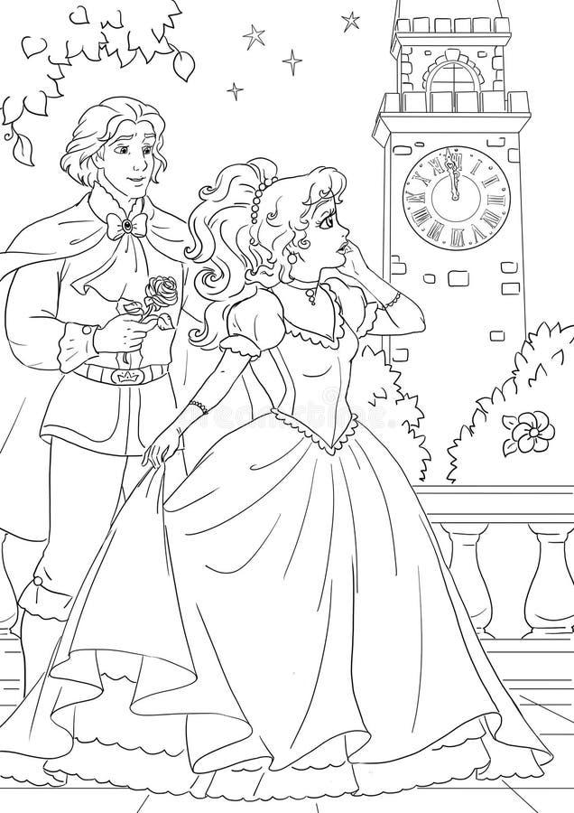 Download Midnight Stock Illustration Of Fairy Love