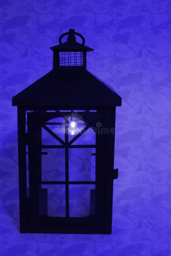 Midnight Lantern stock photography