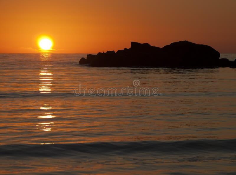 Download Midnight sun stock photo. Image of norwegian, lofoten - 16020028
