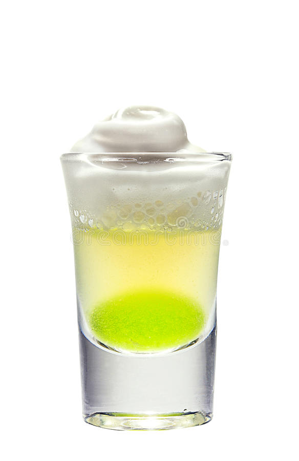 Download Midori Shot stock image. Image of event, alcohol, molecular - 33605919