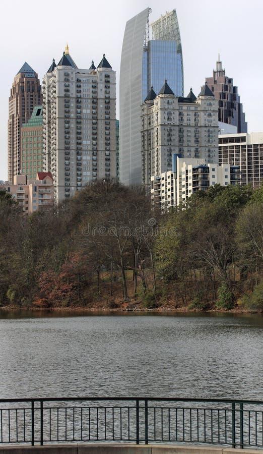Midtown Atlanta photos stock