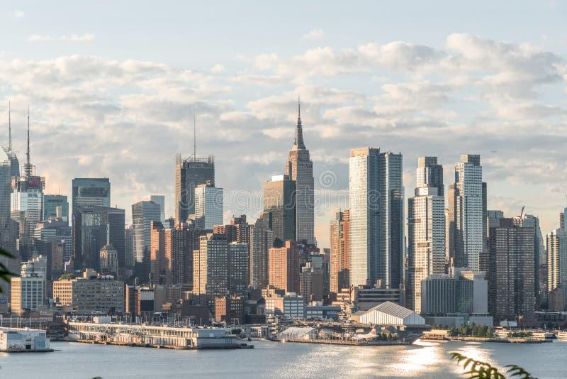 Midtown de New York City photo stock