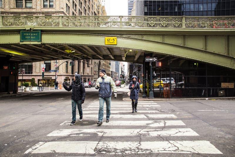 Midtown Manhattan photos stock