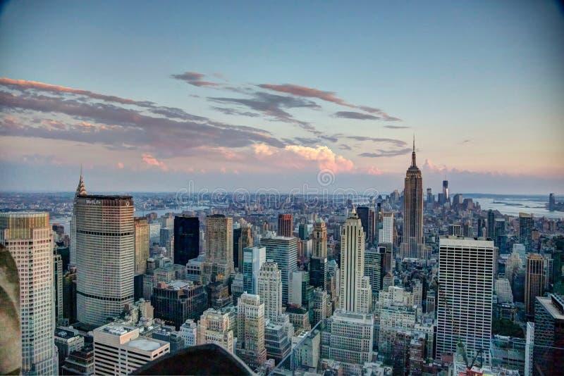 Midtown Manhattan fotografie stock libere da diritti