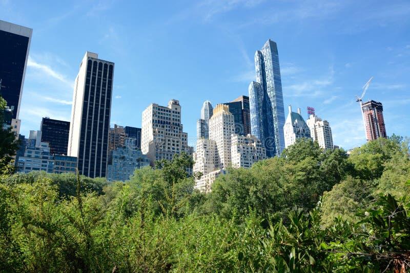 Midtown Manhattan lizenzfreies stockfoto