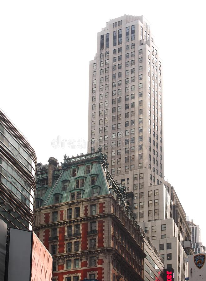 Midtown Manhattan, New York image stock