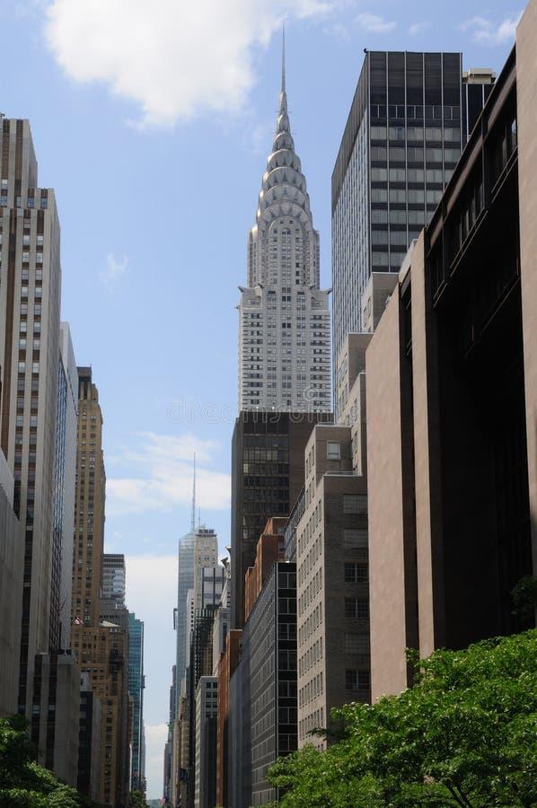 Midtwon Manhattan photo stock